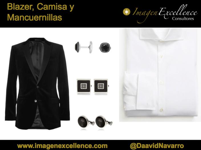 Cómo vestir elegante usando el color Blanco y Negro 3