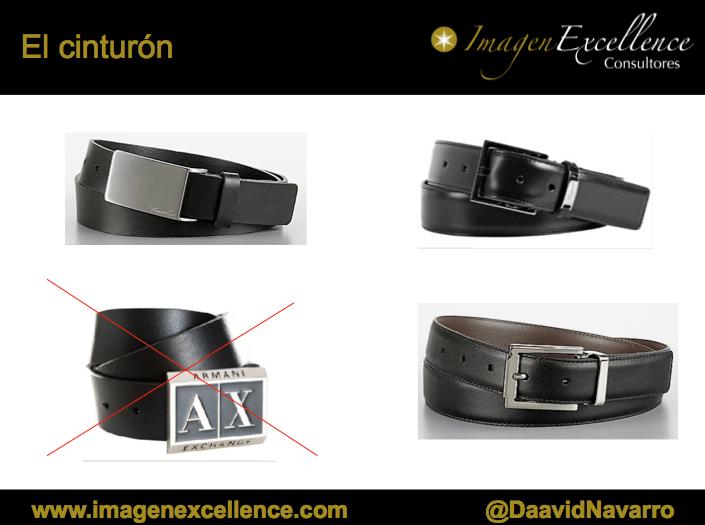 Las 5 reglas de imagen del cinturón 2