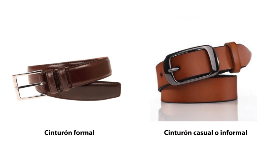 Cinturon formal y casual