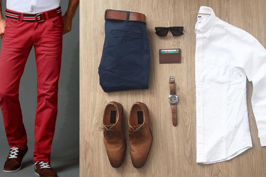 Hombres: 3 reglas de imagen del cinturón casual 8