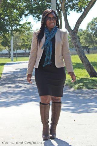 Mujer, 7 Reglas para usar botas sin errores 13