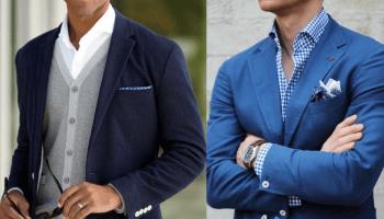 Como vestir correctamente sin corbata