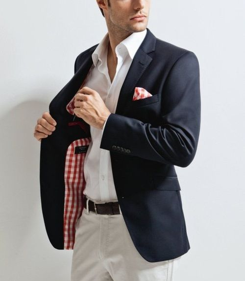 Combinacion sin corbata