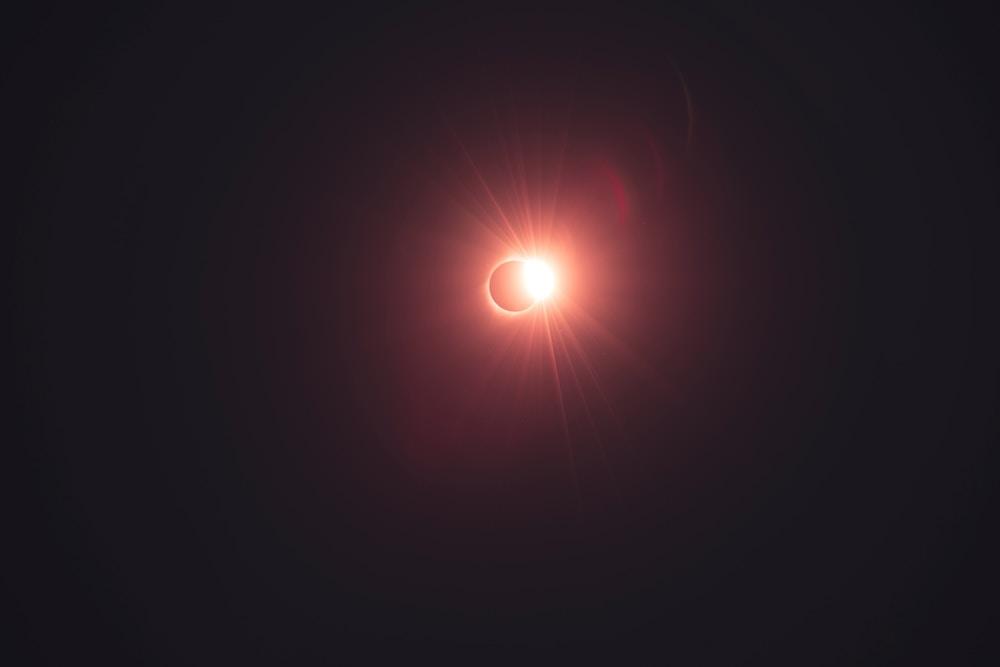 solar eclipse photo