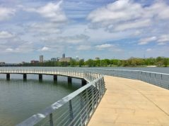 Boardwalk at Lady Bird Lake