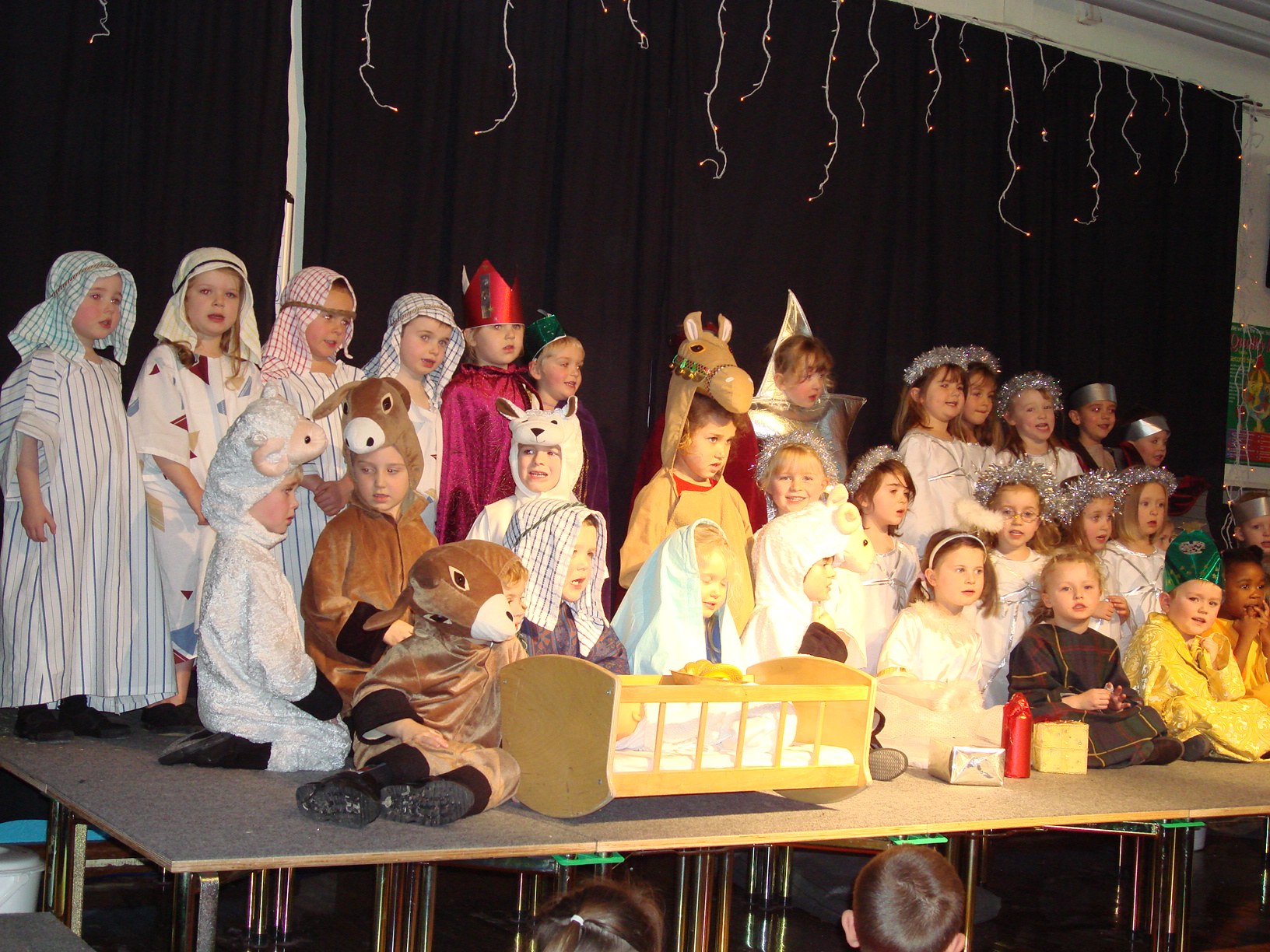 Lowercroft Primary School Nativity Play David Nuttall