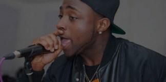 """Davido -""""Gbagbe oshi""""lyrics"""