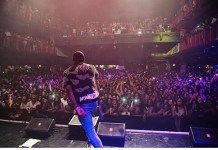 Davido sold out Event in New York