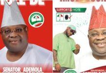 Davido Ademola Adeleke Osun State Election