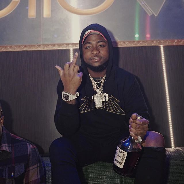 Davido Happy Birthday Pictures