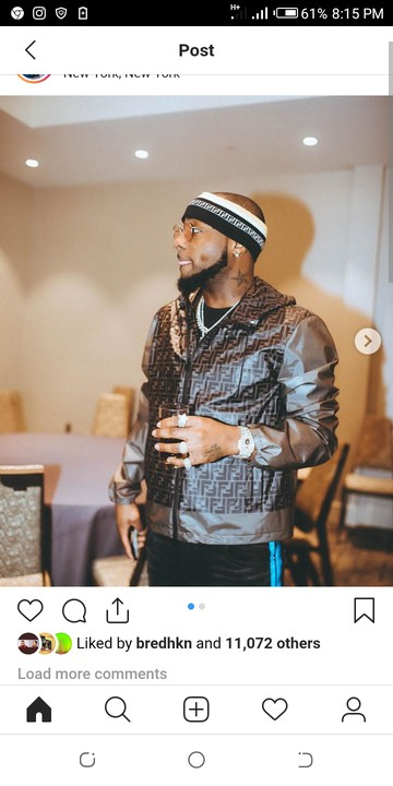 Davido latest pictures