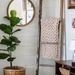 20 Awe Inspiring Diy Blanket Ladder Designs Beginners Friendly David On Blog