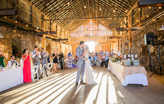 Santa Margarita Ranch Wedding Carolyn Amp Chris San Luis