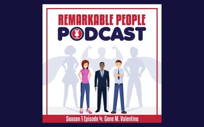 #4 Gene M. Valentino | Seizing Opportunity, Adversity, & Triumph