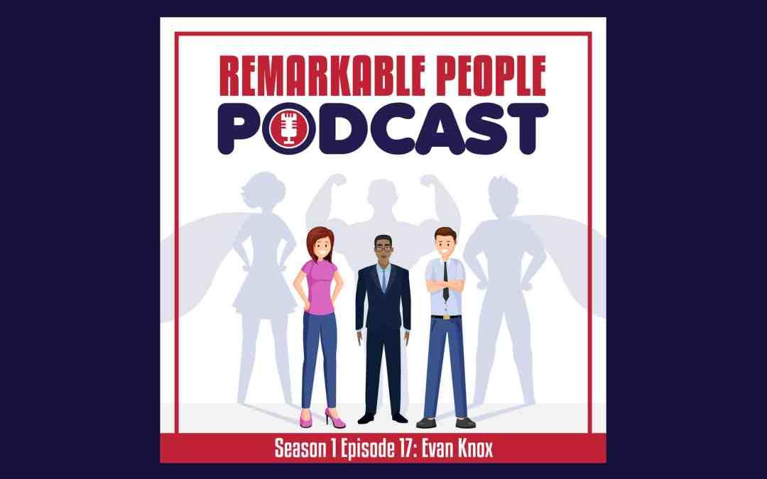 #17 Evan Knox | Losing Everything, Being Debt-Free, & SMB Marketing