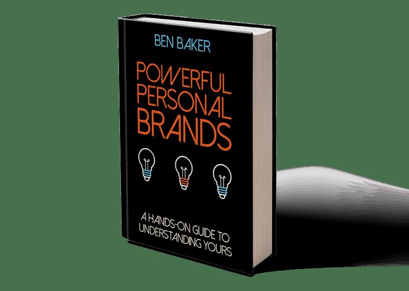 Powerful Personnel Brands Ben Baker