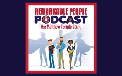 Matthew Temple | Building Great Relationships & Leaving the Baggage Behind | E55