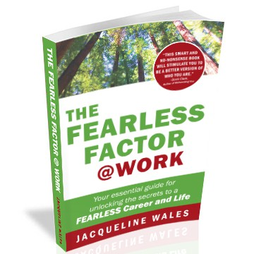 The Fearless Factor @ Work book