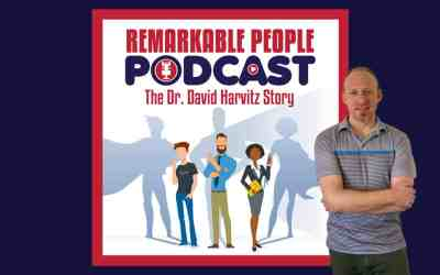 David Harvitz | Full Healing from Physical Injuries, Abandonment, & the Pains of Our Past | E66
