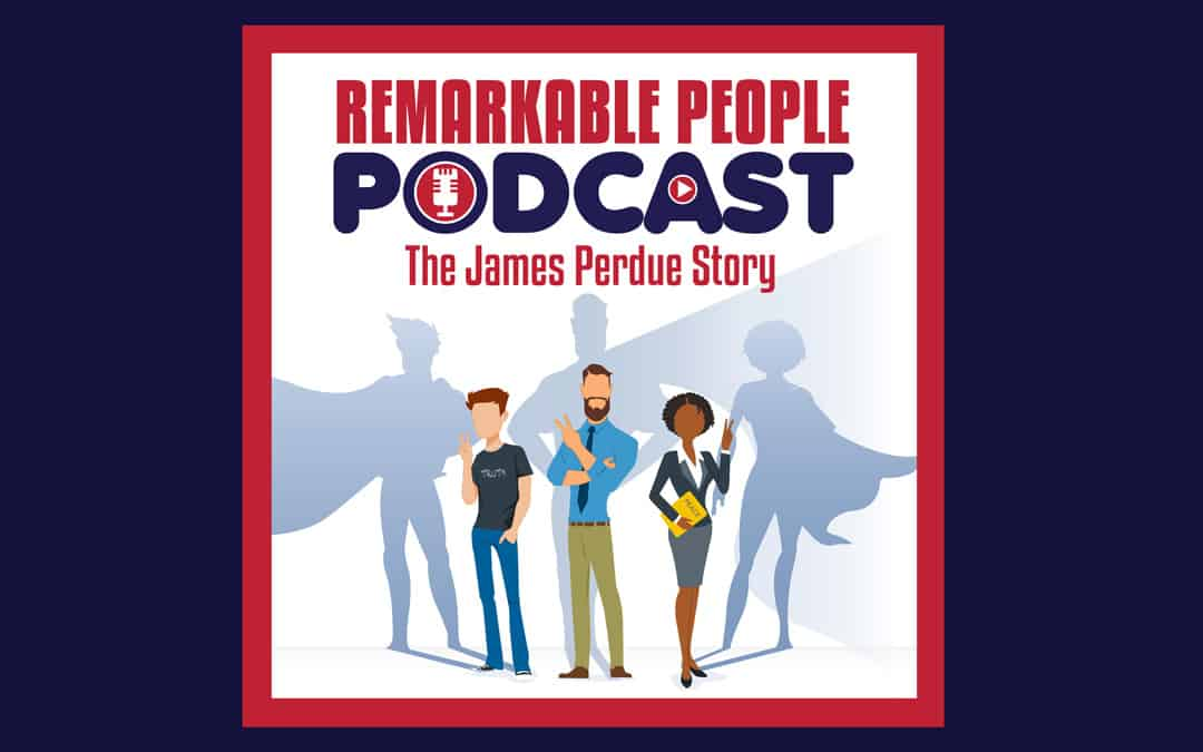 James Perdue | Paralysis, Perseverance, & the ABC's of Overcoming Depression | E65