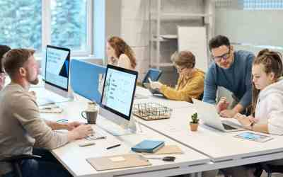 How to Keep Your Business' Work Environment Positive and Healthy