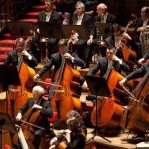 Músicos de orquesta