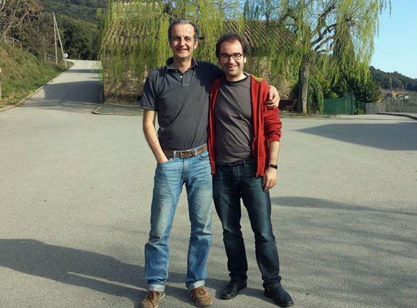 Conservatorio  red social. Entrevista David Marti