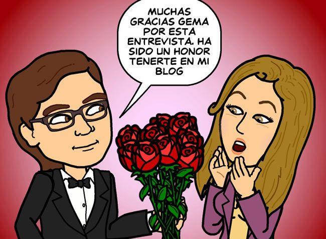Entrevista Gema Molina agradecimiento