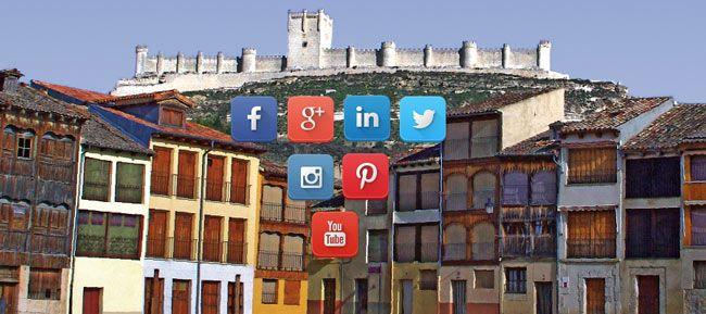 Musica y Social Media encuentro penafiel