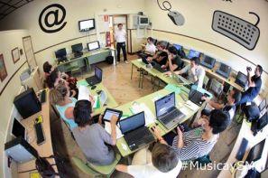 musica y social media