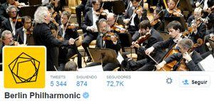 Ratio TFF de una cuenta de Twitter