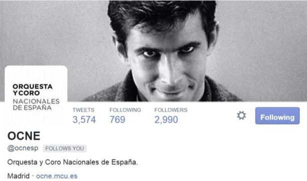 influencia en redes sociales de las orquestas españolas