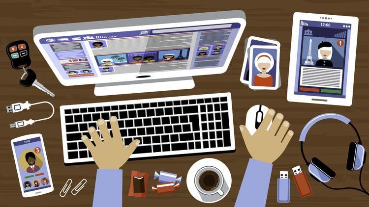 Analiza la madurez empresarial a través de las redes sociales de una empresa o autónomo