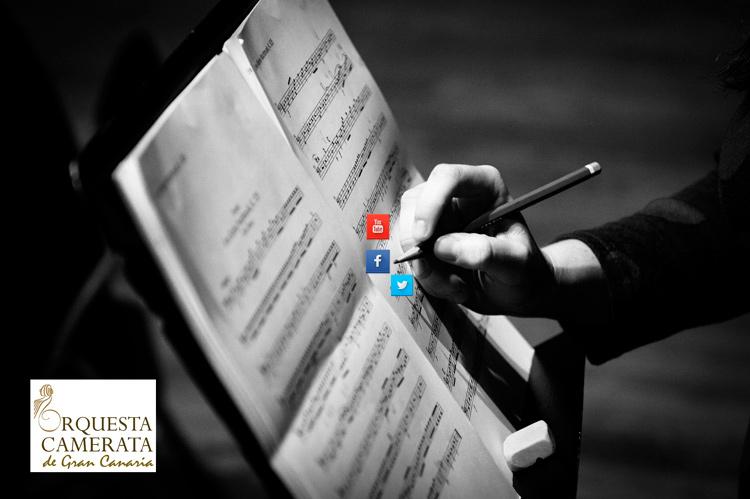 La importancia de las redes sociales en una orquesta: la Orquesta Camerata de Gran Canaria