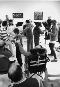 Formación en redes sociales para músicos de una orquesta OSCYL 2