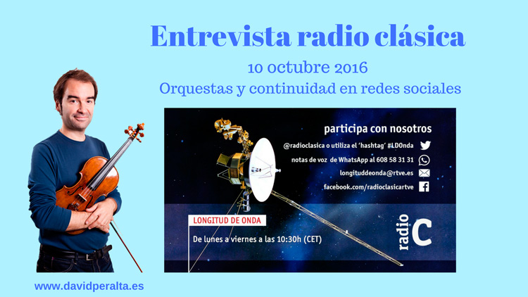 3 causas de la pérdida de influencia en redes sociales de las orquestas españolas