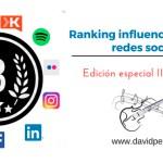 III aniversario ranking de influencia de las orquestas españolas en redes sociales