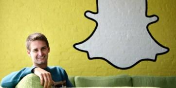 Evan Spiegel Snapchat businessinsider.com