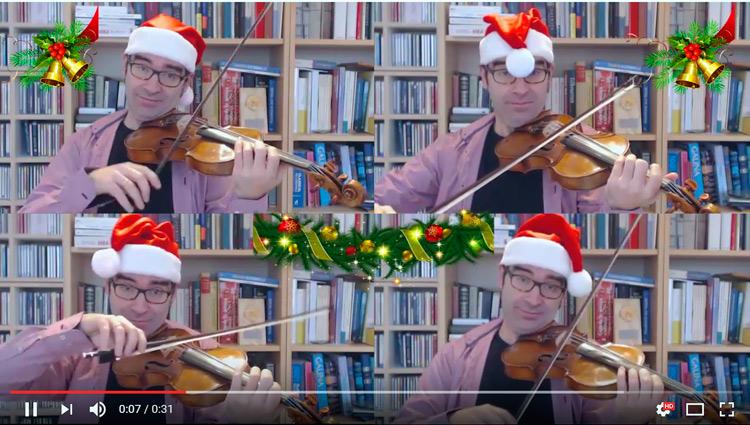 Feliz Navidad y próspero 2017 lleno de música y redes sociales