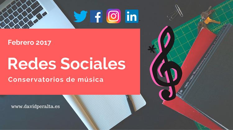 Las redes sociales en los conservatorios de música: educación musical del siglo XXI