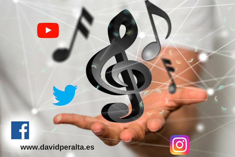 Live Streaming a través de las redes sociales en la educación musical