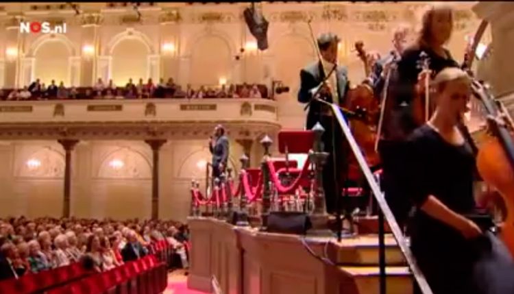 Noticias falsas en Internet: el caso de la Orquesta Nacional de Holanda