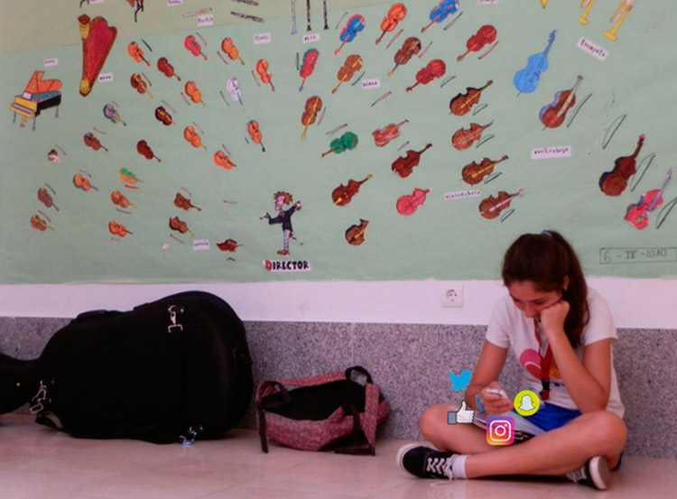 Cómo organizar un curso de música en verano gracias a las redes sociales