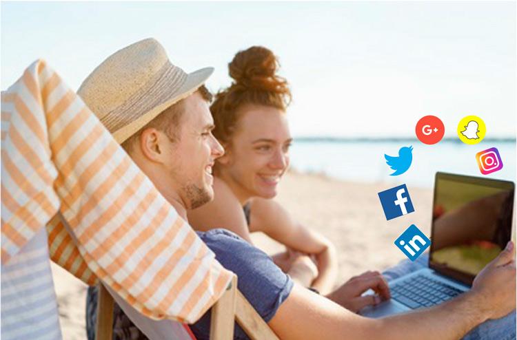 Cómo evitar una crisis de reputación en redes sociales durante el verano