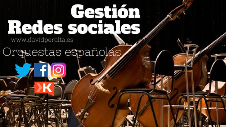 La difícil tarea de gestionar redes sociales en una orquesta