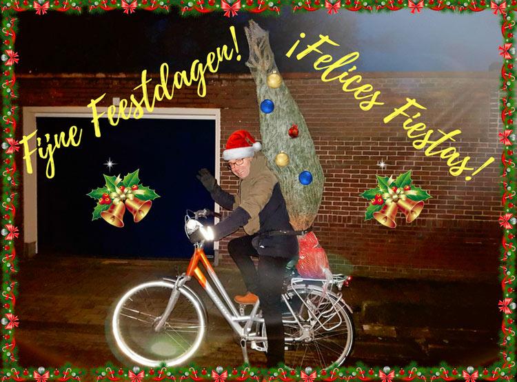 Felicitar la Navidad en redes sociales por David Peralta Alegre