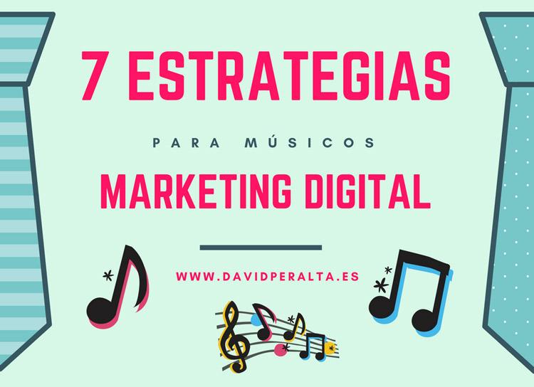EStrategias de marketing músicos