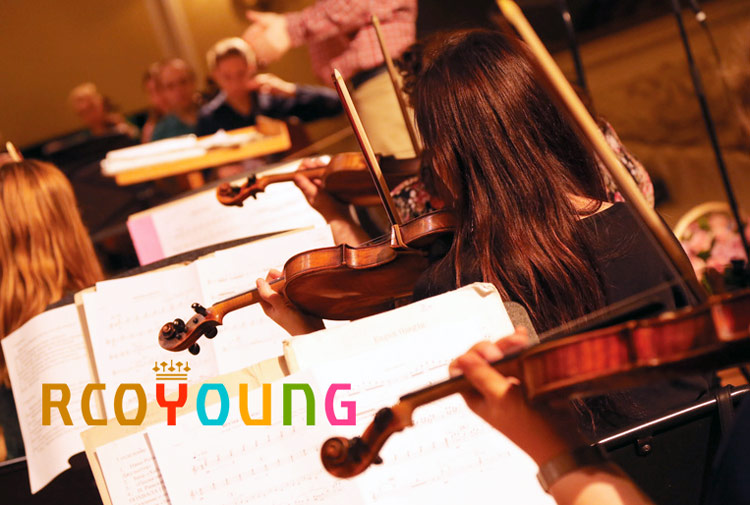 RCO young concertgebouw amsterdam