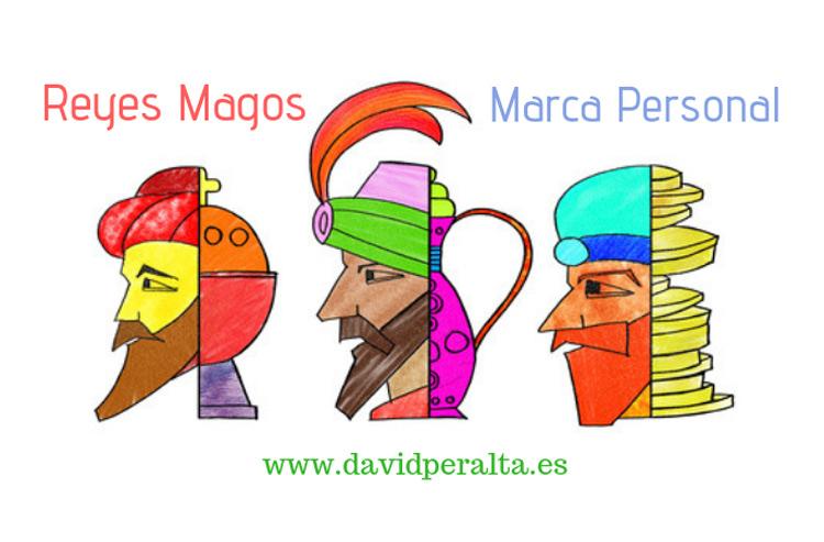 Reyes Magos y su marca personal