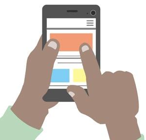 El uso de los teléfonos móviles se ha convertido en una forma de vida.
